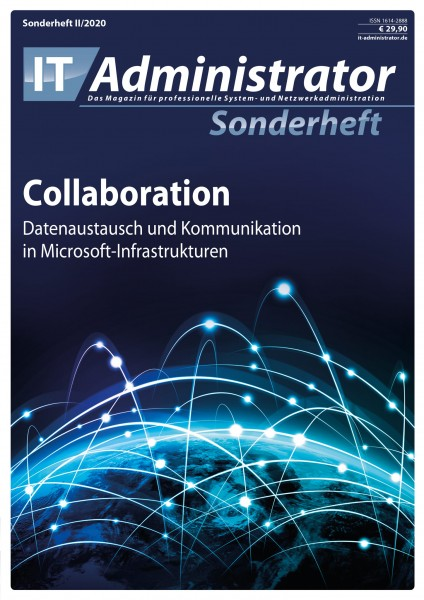 IT-Administrator Sonderheft II/2020 Collaboration