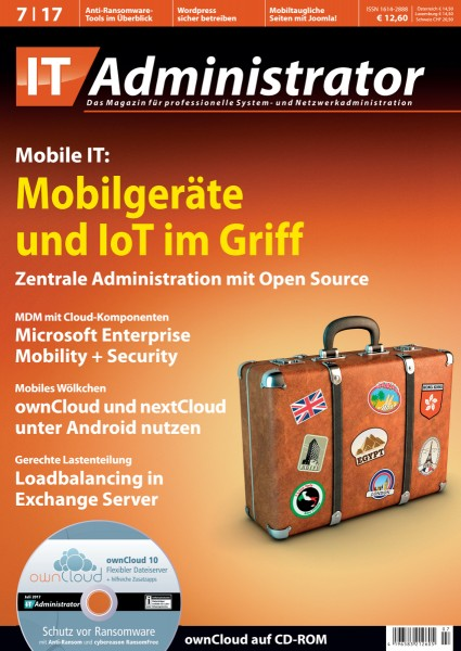 Ausgabe Juli 2017 Mobile IT