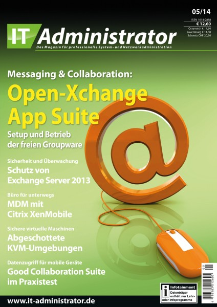 Ausgabe Mai 2014 Messaging & Collaboration
